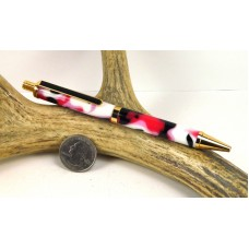 Black & Berry Camo Slimline Pro Pen