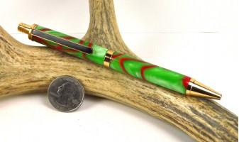Holly Berry Slimline Pro Pen