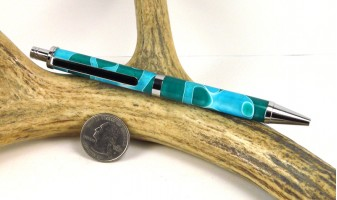 Sea Foam Slimline Pro Pen