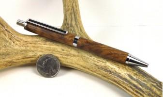 Tigerwood Burl Slimline Pro Pen