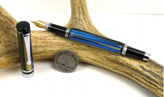 Mountaineer Pride Ameroclassic Fountain Pen