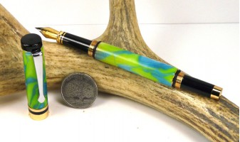 Seaweed Bay Ameroclassic Fountain Pen