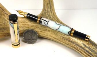 Turquoise Moon Ameroclassic Fountain Pen