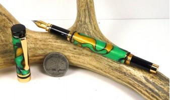 Gecko Ameroclassic Fountain Pen