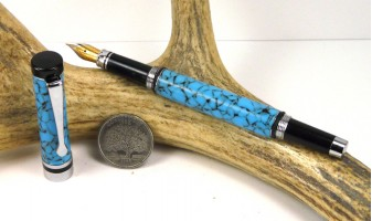 Southwestern Blue Ameroclassic Fountain Pen