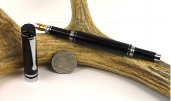 Ebony Ameroclassic Fountain Pen