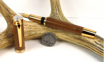 Mahogany Chairman Fountain Pen
