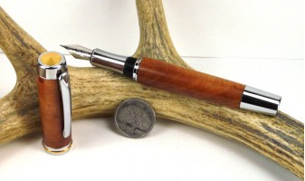 Cuban Mahogany Chairman Fountain Pen