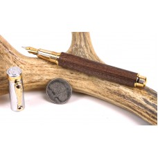 Walnut Electra Fountain Pen