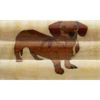 Dachshund Inlay Pen