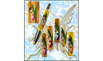 Fairy Inlay Pen
