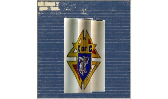 Knights Of Columbus Inlay Pen
