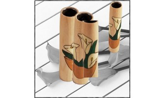 Lilies Inlay Pen