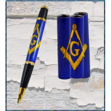Masonic Inlay Pen