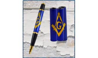 Masonic Inlay Pen