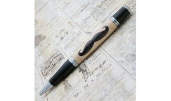 Moustache Inlay Pen