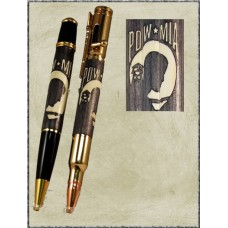 POW/MIA Inlay Pen