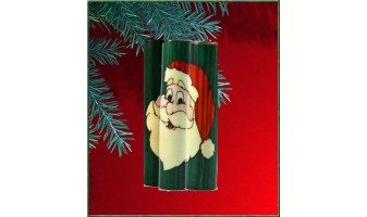 Santa Inlay Pen