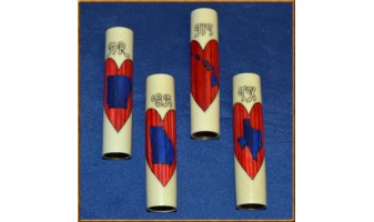 State Love Inlay Pen
