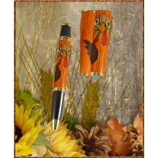 Turkey Inlay Pen