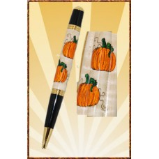 Pumpkin Inlay Pen