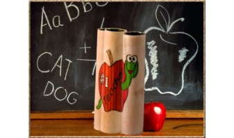 Teacher Inlay Pen