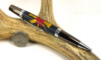 Fireman Inlay Pen