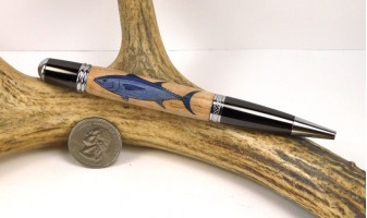 Blue Fin Tuna Inlay Pen