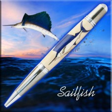 Sailfish Inlay Pen