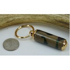 Woodland Camo Pill Case