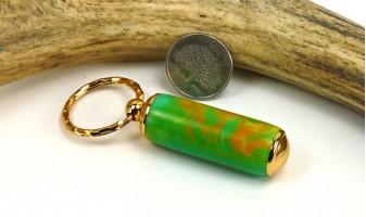 Cantaloupe Pill Case