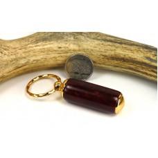Burgundy Pill Case