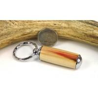 Flame Box Elder Pill Case