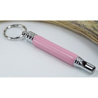 Baby Pink Secret Compartment Whistle