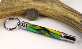 Lemon Lime Secret Compartment Whistle