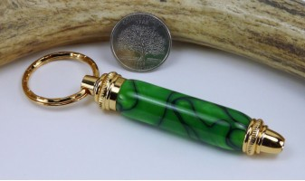 Nuclear Lime Toolkit Key Chain