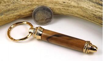Tigerwood Toolkit Key Chain