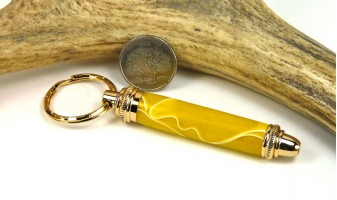 Lemon Toolkit Key Chain