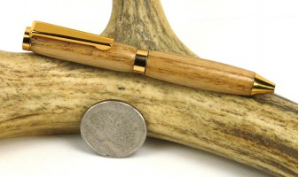 American Chestnut Credit Card Pen