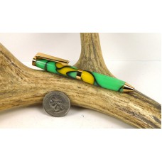 Lemon Lime Credit Card Pen