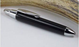 Ebony Mini Click Pen
