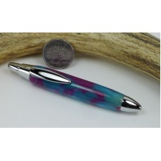 Northern Lights Mini Click Pen