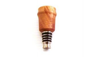 Spanish Cedar Bottle Stopper