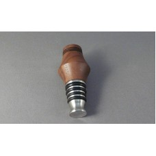 Walnut Bottle Stopper