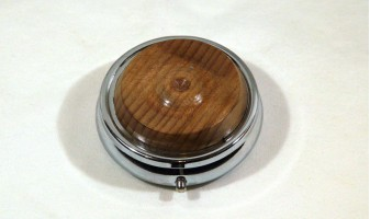 Hickory Pill Box