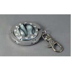 Black Pearl Purse Hanger