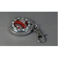 Hot Fire & Cold Ice Purse Hanger