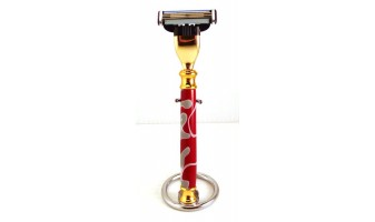Buckeye Pride Razor Handle