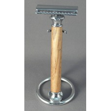 American Chestnut Safety Razor Handle