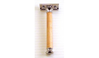 Sycamore Safety Razor Handle